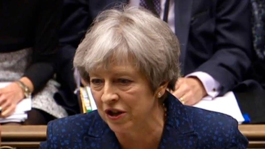 May: Highly likely Russia behind poisoning of ex-Russian spy