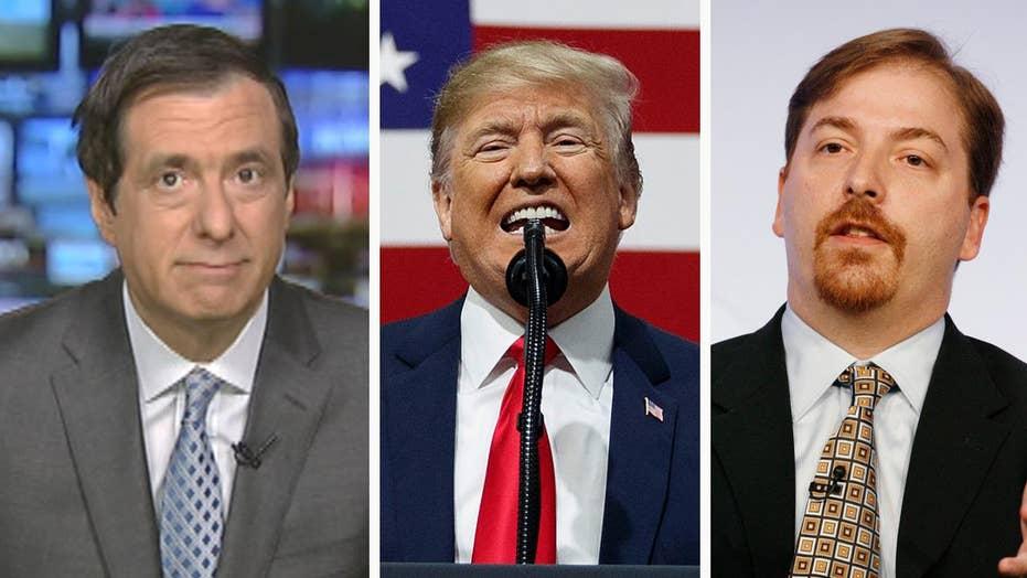 Kurtz: Why Trump denigrates NBC's Todd, Maggie Haberman