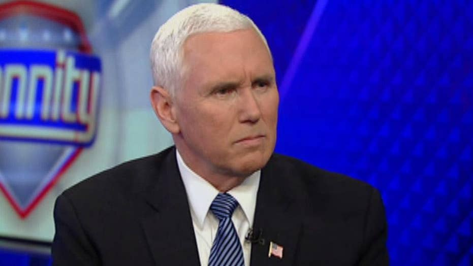 'Hannity' preview: VP Pence on Joy Behar's comments, apology