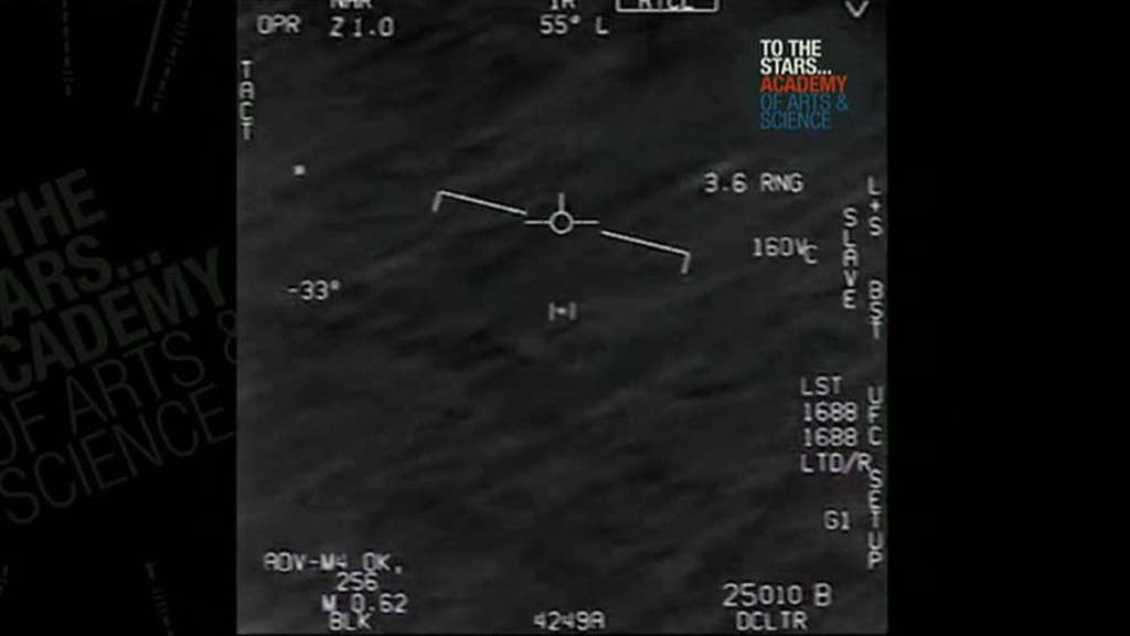 Navy makes stunning admission about three mysterious UFO videos
