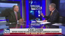 On Monday, John Roberts fills in for Bret and breaks the news that the Russia probe is now a closed case. Rep. Mike Conway reports that there is no evidence supporting a collusion with Russia from the Trump campaign.