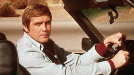 "Lee Majors almost didn't take on the role of Col. Steve Austin on ""The Six Million Dollar Man."""