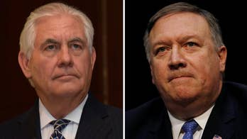 Rex Tillerson is out as secretary of state. Jonathan Swan of Axios provides insight into Pompeo's nomination.