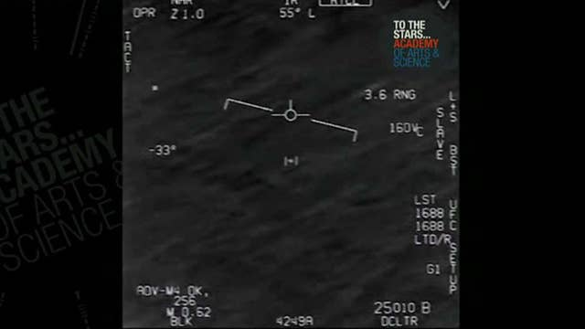 Inside the Navy's 2015 encounter with a UFO