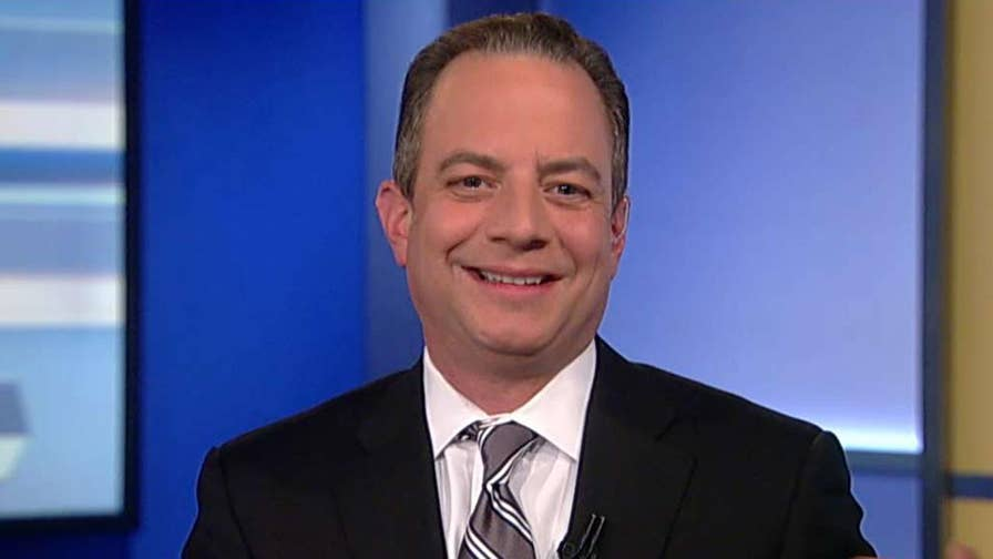 Former White House chief of staff Reince Priebus discusses the end of the House Intelligence Committee's collusion probe, free trade and the PA-18 special election on 'The Ingraham Angle.'