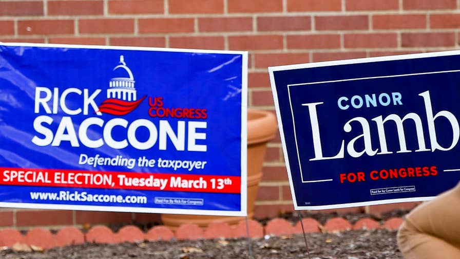 G. Terry Madonna, director of the Center for Politics and Public Affairs at Franklin and Marshall College, contrasts the different approaches to campaigning by Republican congressional candidate Rick Saccone and his Democratic opponent Conor Lamb.