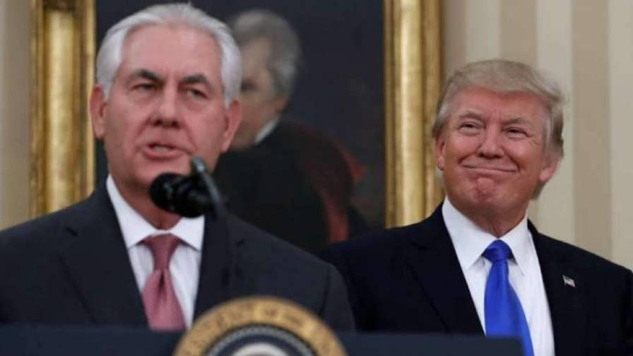 President fires Rex Tillerson, nominates Mike Pompeo as replacement; reaction and analysis from the 'Special Report' All-Stars.