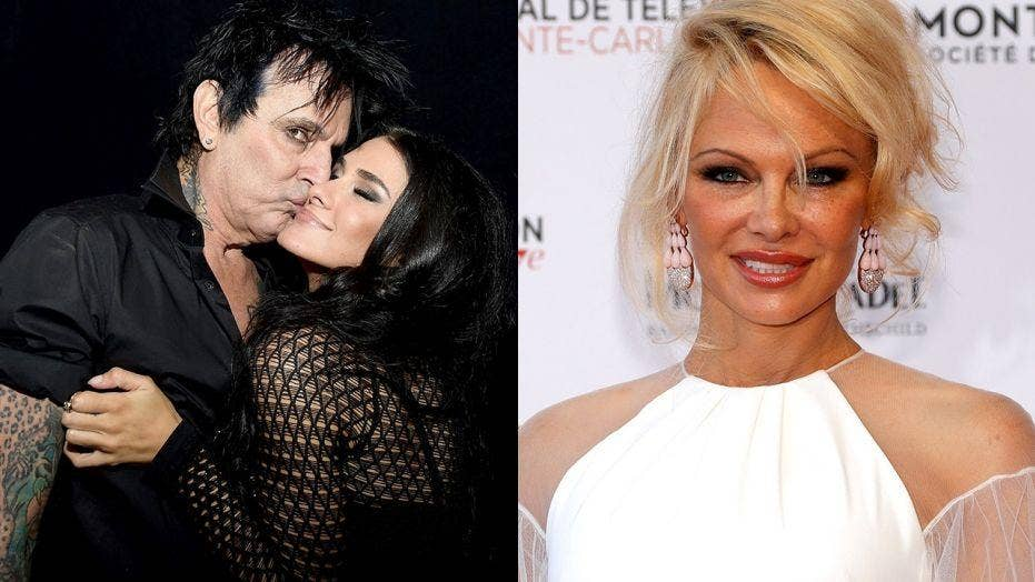 Tommy Lee's fiancée fires back at Pamela Anderson and haters