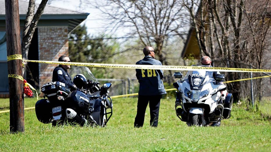 Authorities search for motive for Austin package bombs