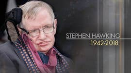 Stephen Hawking, the famed theoretical physicist who defied a diagnosis of amyotrophic lateral sclerosis to live virtually his entire adult life with the disease – in a wheelchair and paralyzed but making constant contributions to a world few could understand – has died at age 76, a family spokesman said.