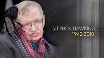 Remembering renowned physicist and author Stephen Hawking in his own words.