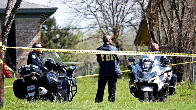 Manhunt intensifies for Austin bomb suspect