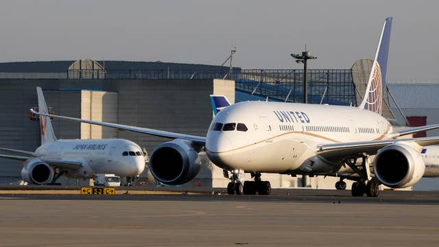 United Airlines: A history of mishaps