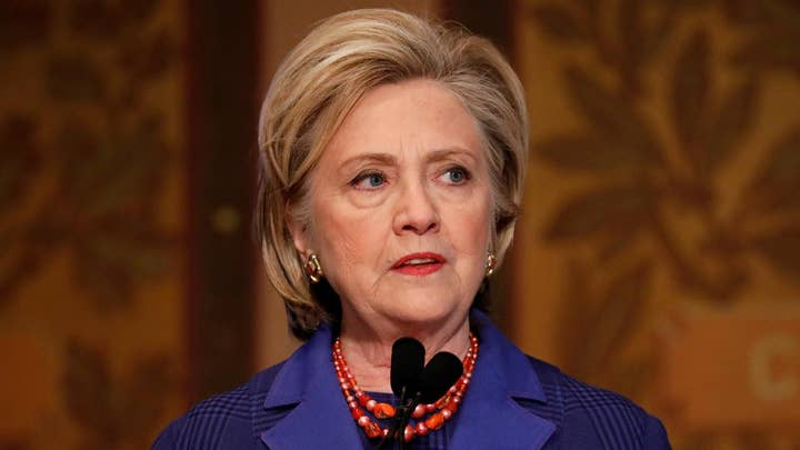 Time for Hillary to accept responsibility for 2016 loss?