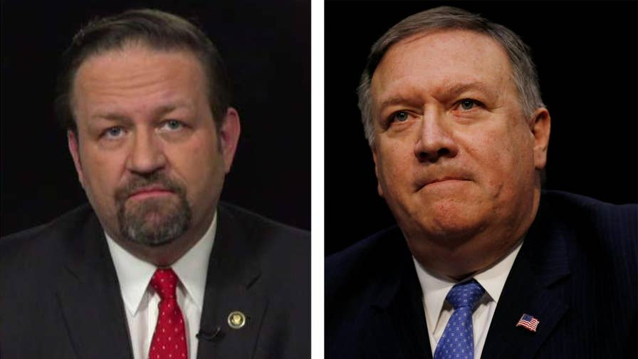 Fox News national security strategist and former deputy assistant to Trump on the president's decision to fire Rex Tillerson and replace him with CIA Director Mike Pompeo.