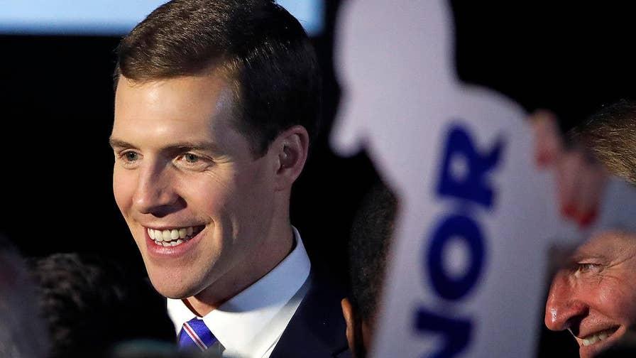 Conor Lamb declares victory in Pennsylvania special election.