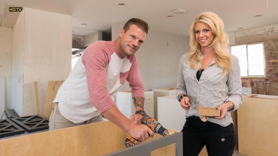 Aubrey and Bristol Marunde promise 'no limits' in Season 2 of HGTV's 'Flip or Flop Vegas.'