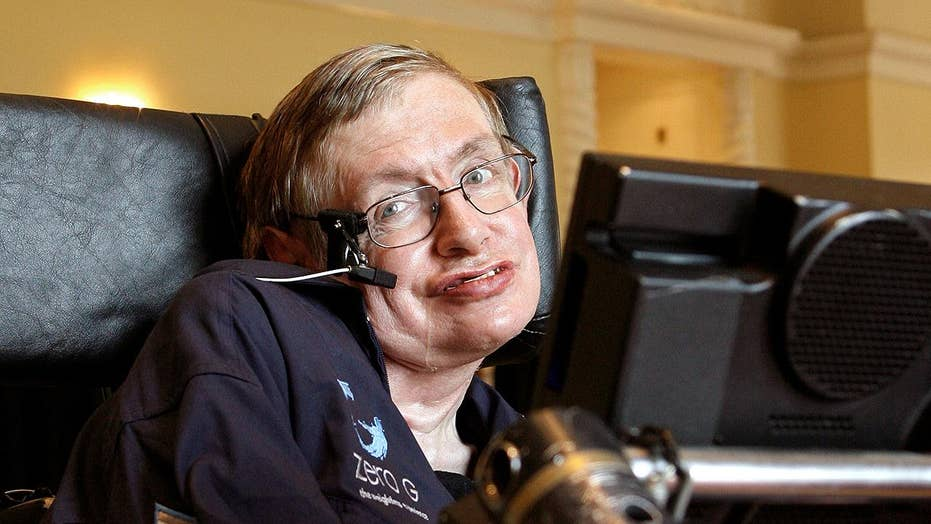 Physicist Stephen Hawking dead at 76