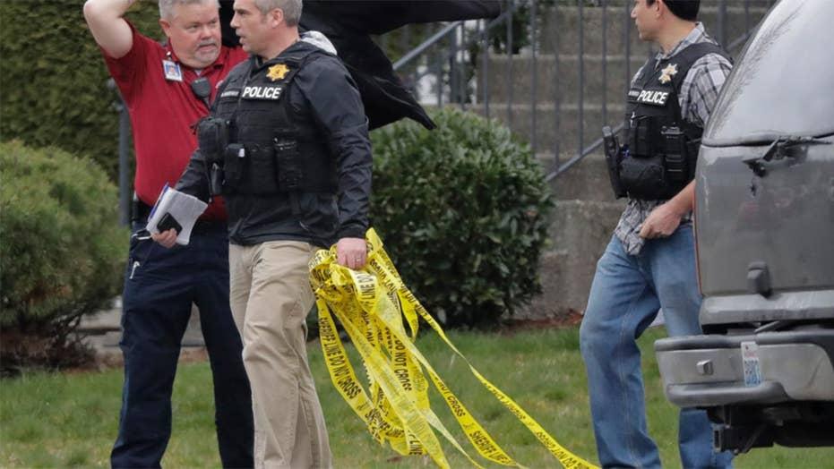 US airman shoots family before killing himself