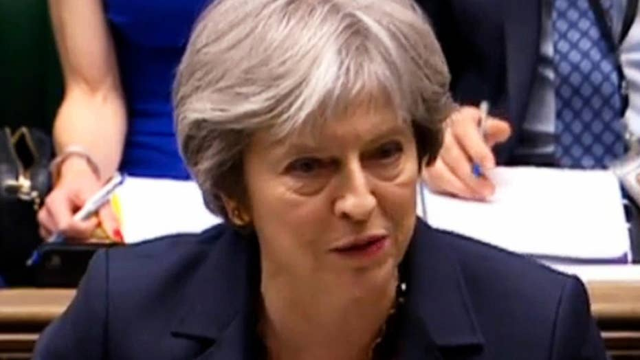 Theresa May issues ultimatum to Russia over spy attack