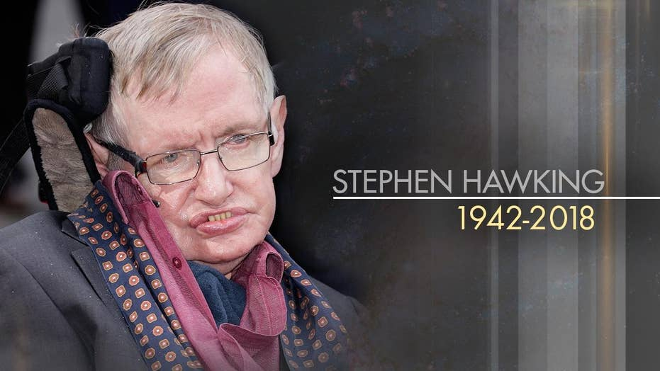 Remembering Stephen Hawking in his own words