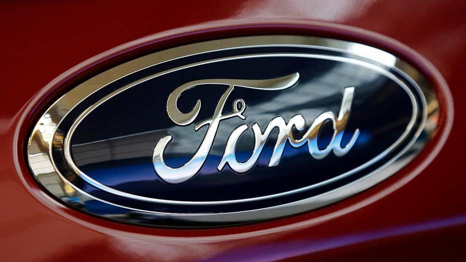 Ford recalling 1.4 million cars