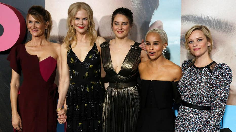 HBO exec sorry for 'Big Little Lies' 'rape' comment