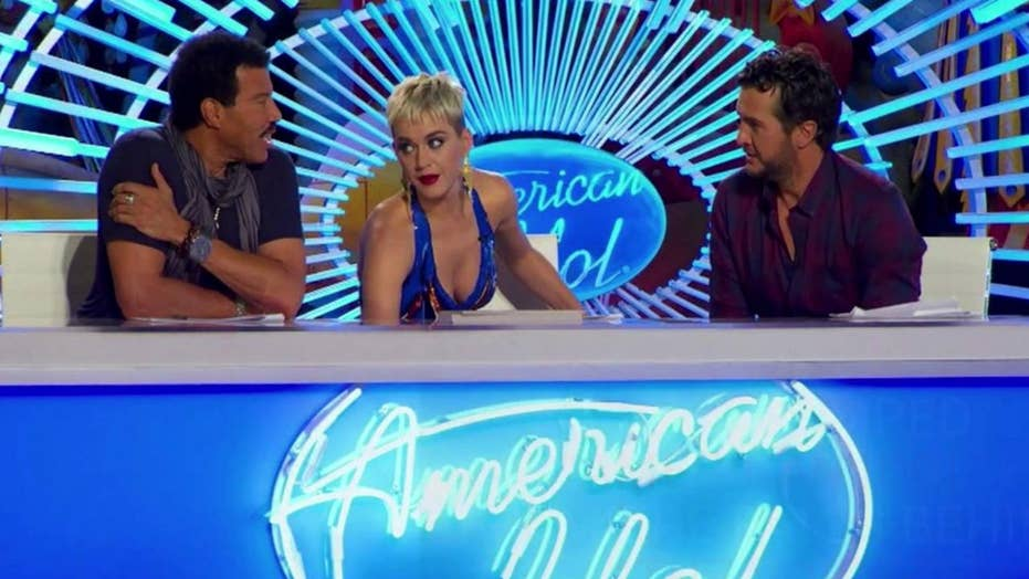 'American Idol' ratings fall behind 'The Voice'