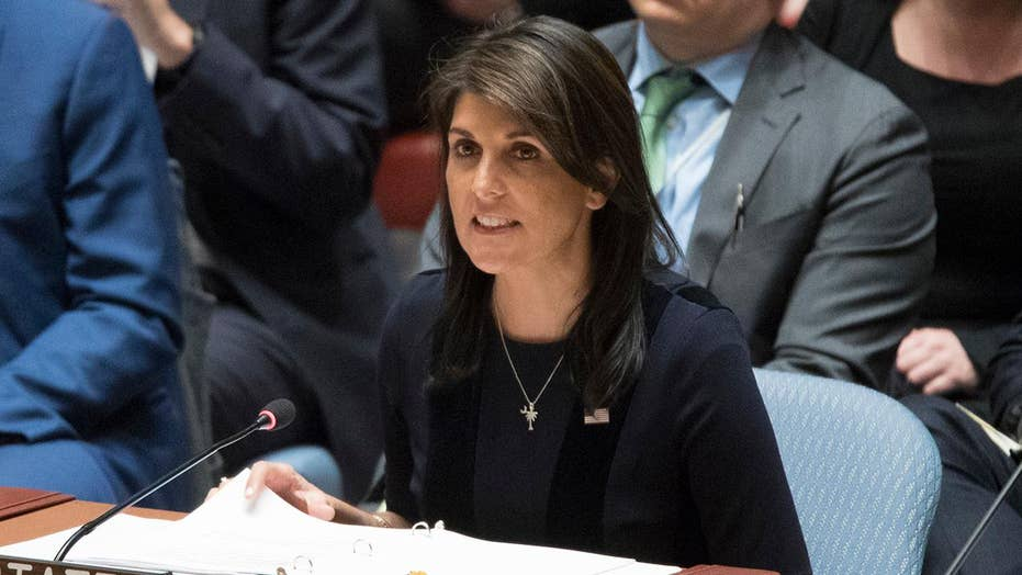 Amb. Nikki Haley: Russia must account for its actions