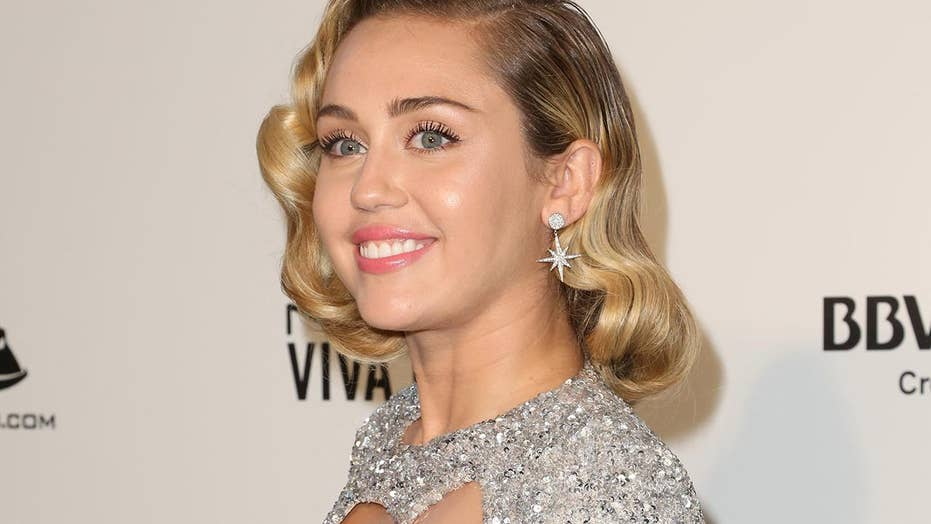 Miley Cyrus slapped with copyright lawsuit