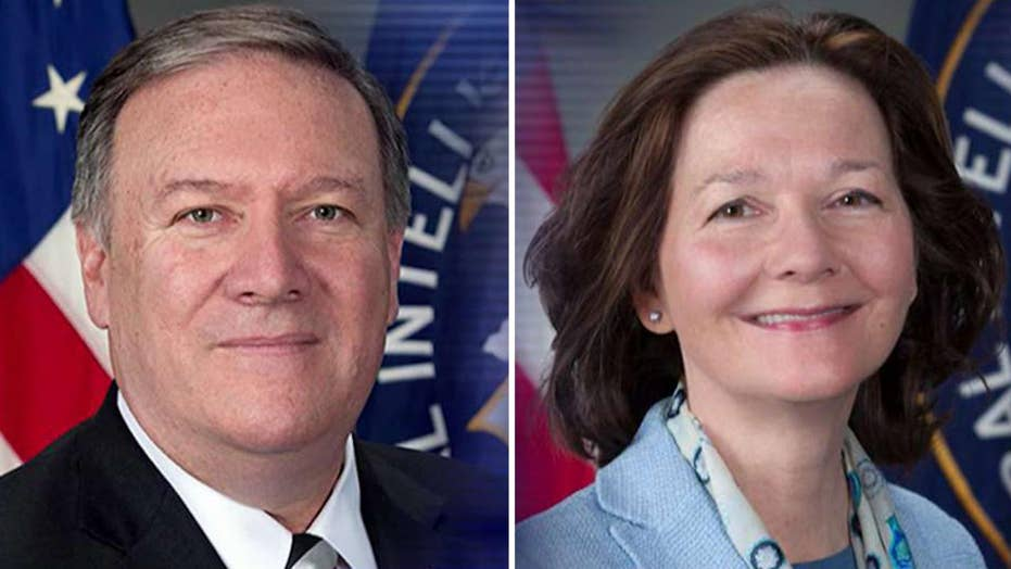 Pompeo and Haspel face tense confirmation process