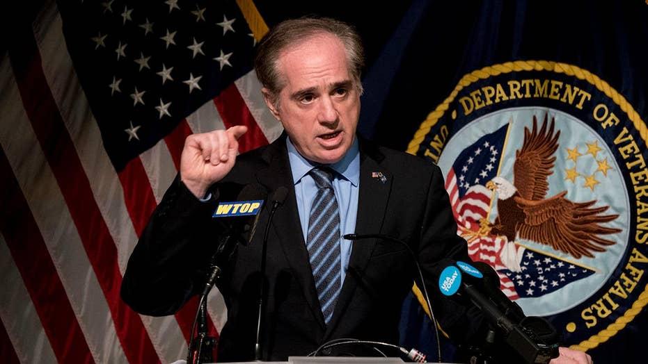 VA Secretary David Shulkin faces heavy criticism