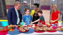 Fox News meteorologist shares the tasty recipe with her sons.