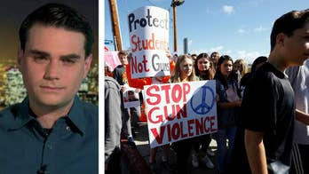 Columnist Ben Shapiro says on 'The Story' that he has received letters from students who feel they've been bullied for not joining school walkouts.