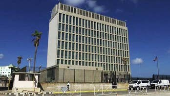 Scientists: Cuba sonic attacks may have been caused by malfunctioning bugging devices. Rich Edson reports from the State Department.