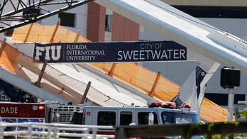 After a pedestrian bridge collapse at Florida International University, Florida Senator Bill Nelson shares what he is hearing from authorities.