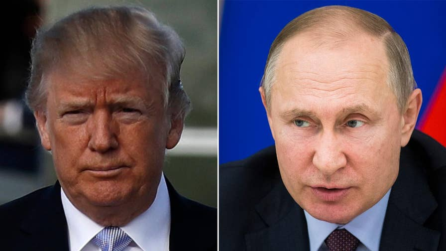 Trump administration sanctions 19 Russian individuals and five Russian entities for allegedly interfering in the 2016 election and engaging in cyber-attacks.