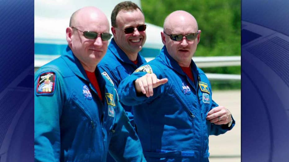 NASA: Astronaut's DNA no longer matches his identical twin's