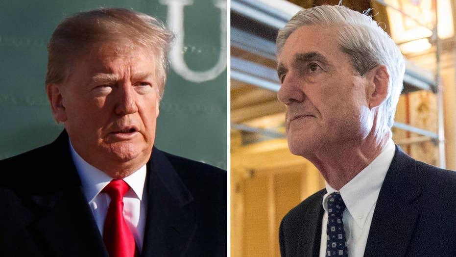 Report: Mueller subpoenas Trump Organization documents