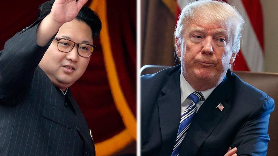 Pentagon continues to exert maximum pressure on North Korea