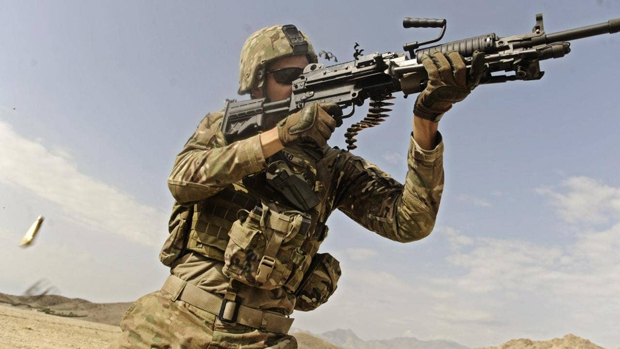 Army Of Us: US Military Eyes Futuristic 'bionic Arm' For Troops