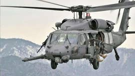 All seven military personnel aboard a U.S. Air Force HH-60 Pave Hawk helicopter were killed Thursday in a crash in western Iraq near the Syrian border, U.S. defense officials told Fox News.