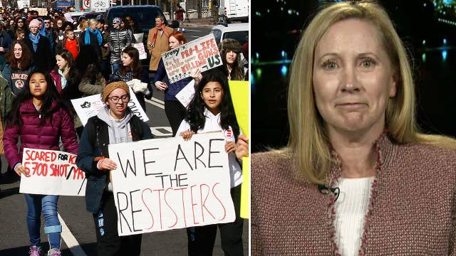 California teacher put on leave for questioning walkouts