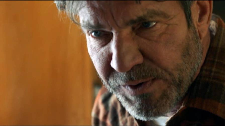 Dennis Quaid and Trace Adkins on new movie inspired by Christian rock band MercyMe's hugely successful single.