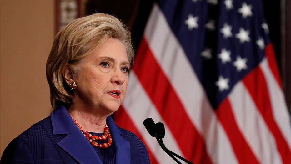 Hillary Clinton questions women's independent thinking