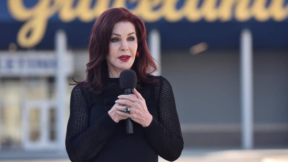 Priscilla Presley opens up about Elvis' final days