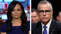 Trump 2020 campaign adviser Katrina Pierson reacts on 'Fox News @ Night' after the former FBI deputy director is terminated following IG report.