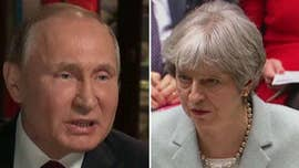 Russia announced it would also be expelling 23 British diplomats amid the growing tensions between the two nations over the nerve agent attack on a former Kremlin spy.