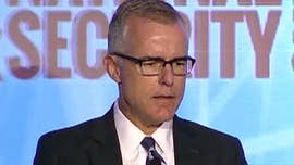 Newly fired FBI official Andrew McCabe reportedly kept personal memos on President Trump that are similar to notes compiled by James Comey on interactions with the president, who also fired Comey as bureau director.