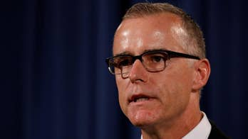 FBI's Andrew McCabe has been fired days before his retirement. Alan Dershowitz reacts on 'The Ingraham Angle.'